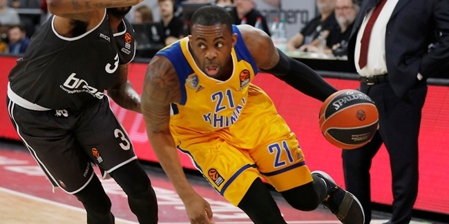 Efes signs Anderson away from Khimki