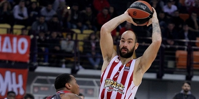 Spanoulis becomes EuroLeague assists king