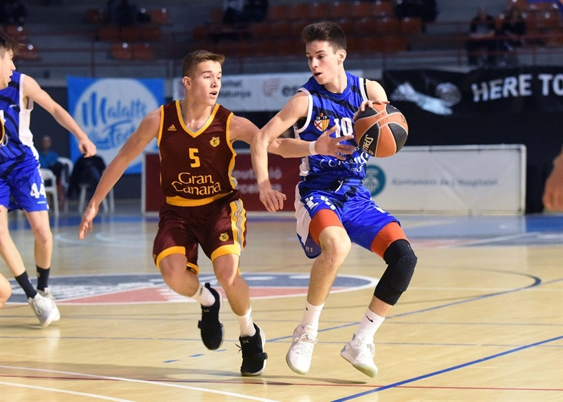 Adrian Rodriguez - U18 Torrons Vicens LHospitalet - ANGT Hospitalet 2018 (photo Paco Largo) - JT17