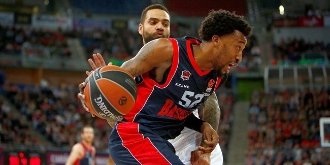 Baskonia, McRae, part ways