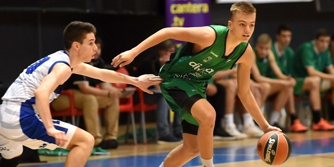 Zagars inspired by former Joventut greats