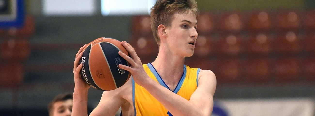 Gran Canaria's Balcerowski motivated by wheelchair-bound father