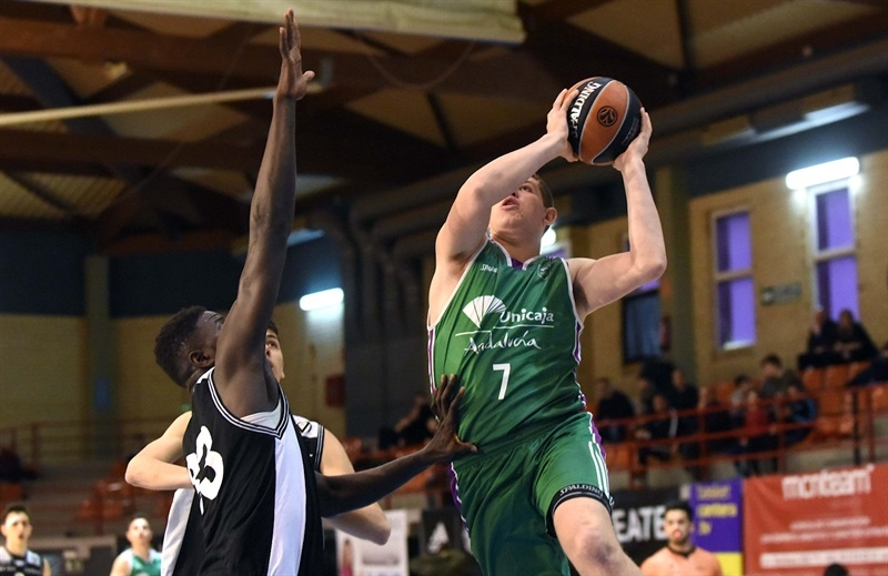 Morgan Stilma - U18 Unicaja Malaga - ANGT Hospitalet 2018 (photo Paco Largo) - JT17
