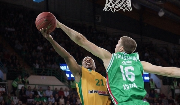 Top 16, Round 2: Lasme lifts UNICS over Limoges