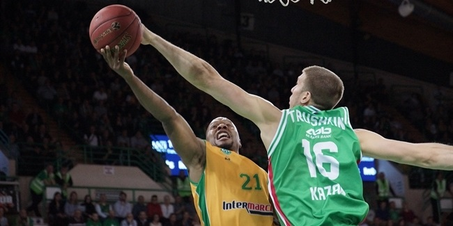 7DAYS EuroCup, Top 16, Round 2: Limoges CSP vs. UNICS Kazan