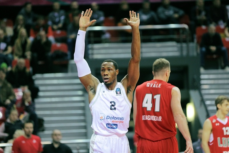 Dominique Sutton - Dolomiti Energia Trento (photo Lokomotiv) - EC17