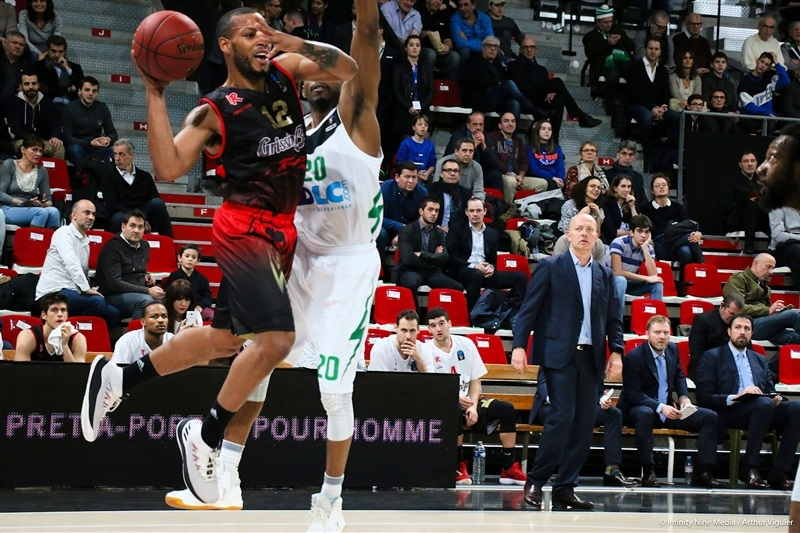 Chris Wright - Grissin Bon Reggio Emilia (photo Asvel - infinity Nine Media - Arthur Viguier) - EC17