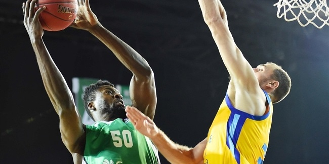 Micheal Eric, Darussafaka: 'You cannot predict what is going to happen'