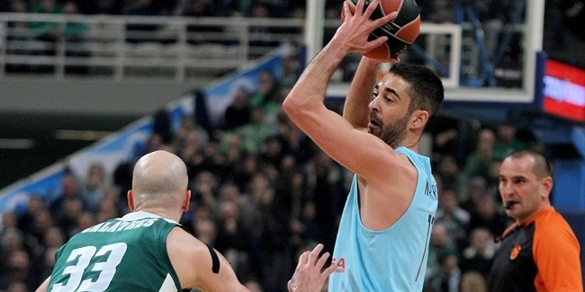 RS Round 17: Panathinaikos Superfoods Athens vs. FC Barcelona Lassa