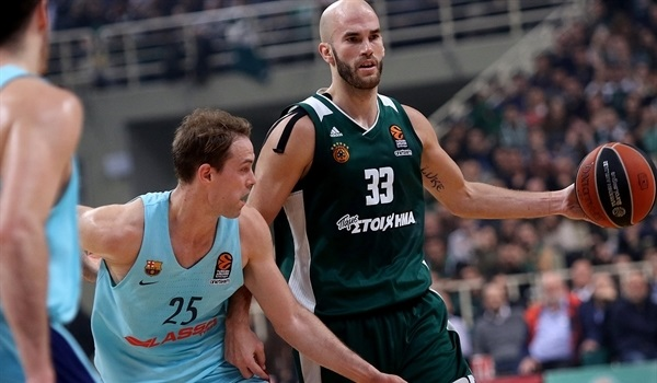 RS Round 17 report: Calathes, Gist lead Greens past Barcelona
