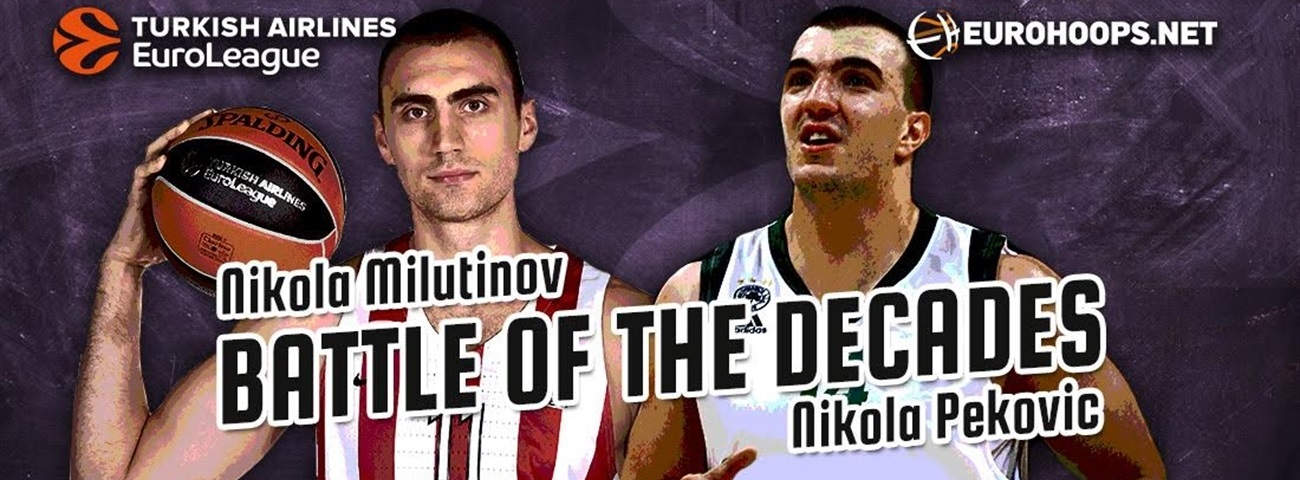 Nikola Milutinov vs Nikola Pekovic: Parallel basketball lives!
