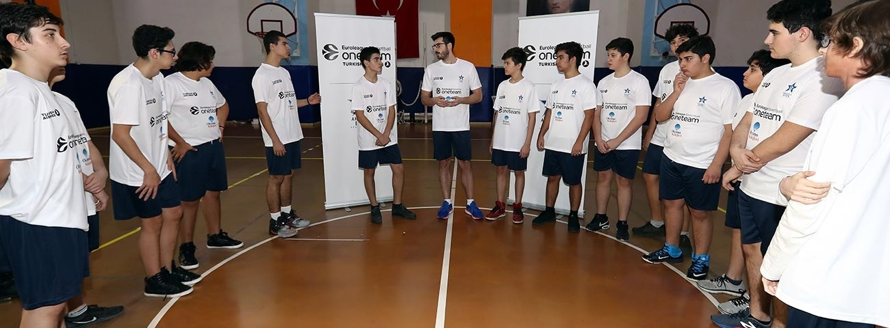 Efes launches new One Team project with Okyanus College