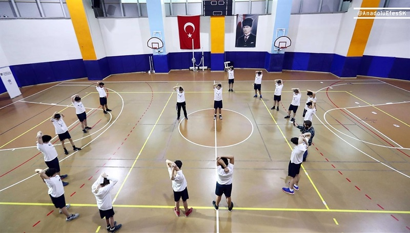 Efes One Team session