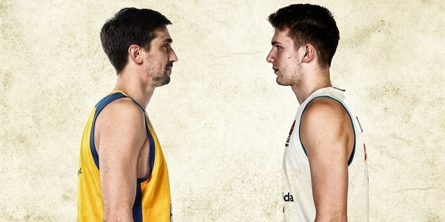 Expect sparks from Shved and Doncic