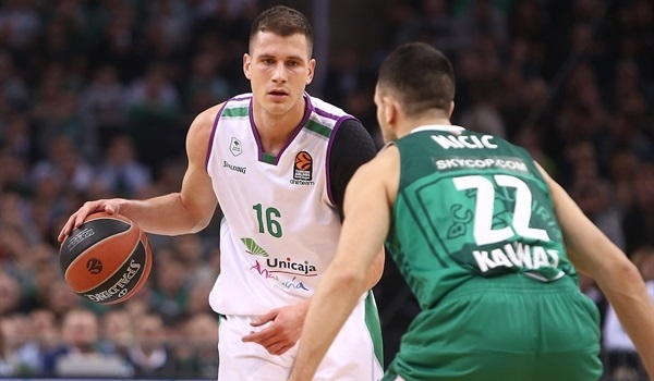 Unicaja's Nedovic out two to three weeks