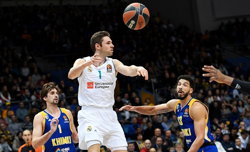 Fabien Causeur - Real Madrid - EB17