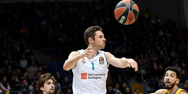 Fabien Causeur, Madrid: 'Every game should be like a final'
