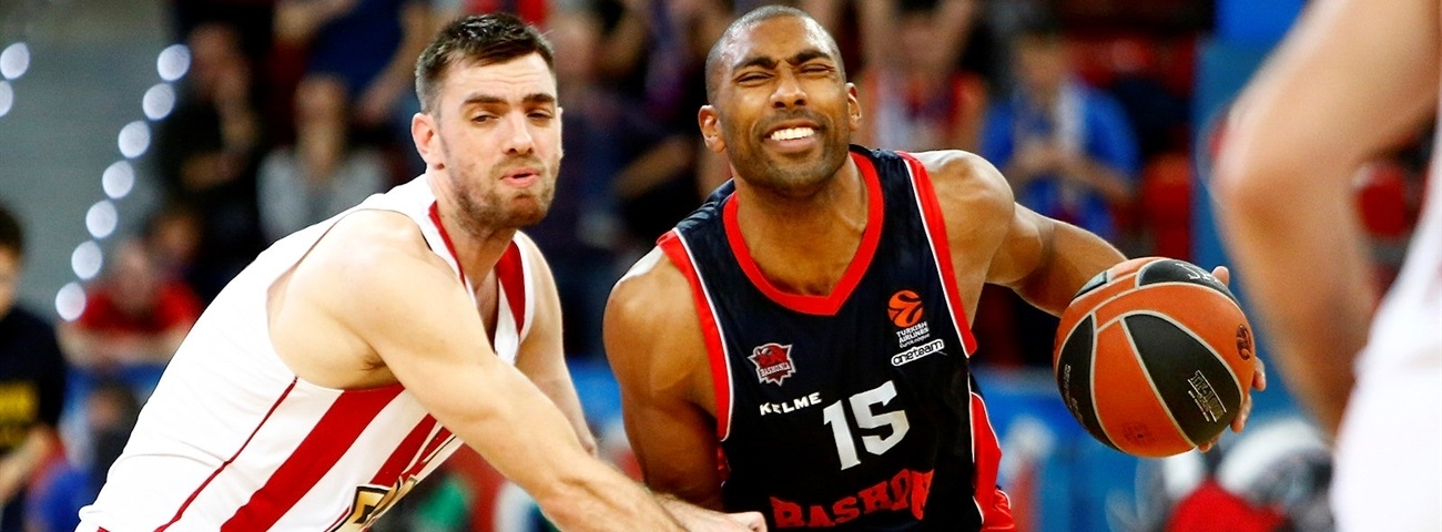 Baskonia without Granger in Istanbul