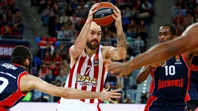 """Conversation with Vassilis Spanoulis: """"I am good with five kids"""""""
