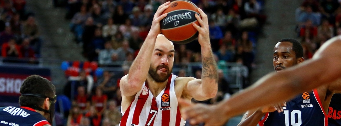 Olympiacos, Spanoulis sign on for ninth season together