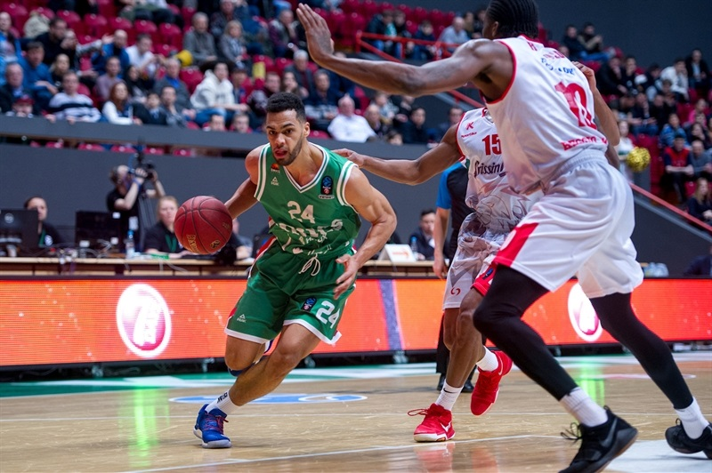 Trent Lockett - UNICS Kazan (photo UNICS) - EC17