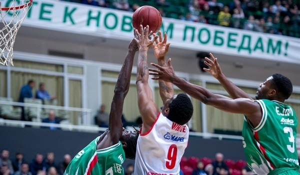 Top 16, Round 3: Reggio Emilia takes dramatic road win at UNICS