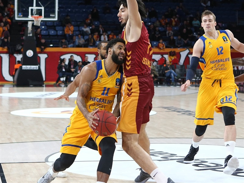 DJ Seeley - Herbalife Gran Canaria (photo Galatasaray) - EC17