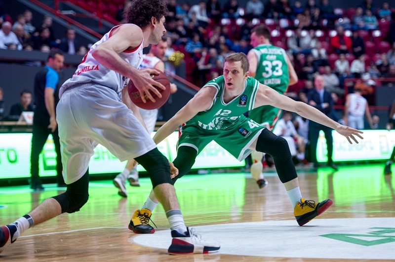 Evgeny Kolesnikov - UNICS Kazan (photo UNICS) - EC17