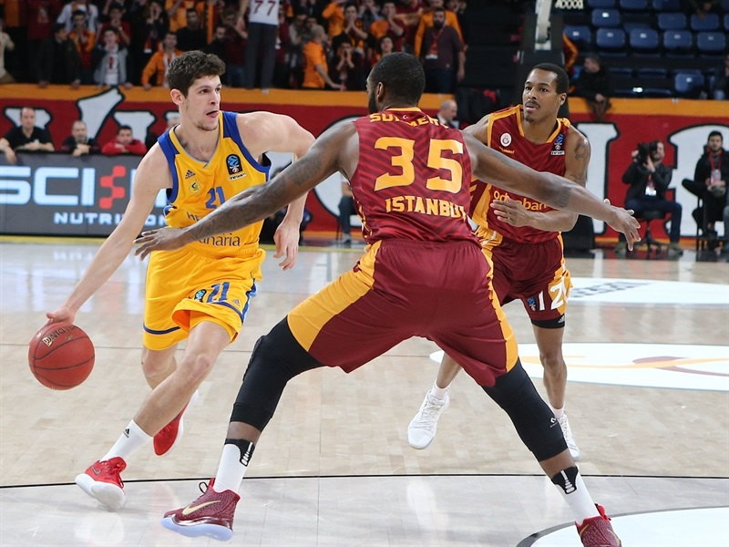Oriol Pauli - Herbalife Gran Canaria (photo Galatasaray) - EC17