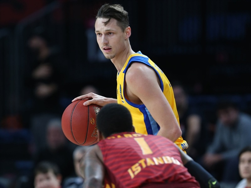Marcus Eriksson - Herbalife Gran Canaria (photo Galatasaray) - EC17