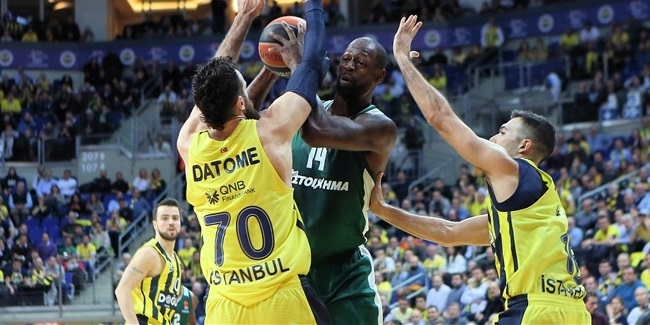 RS Round 18: Fenerbahce Dogus Istanbul vs. Panathinaikos Superfoods Athens