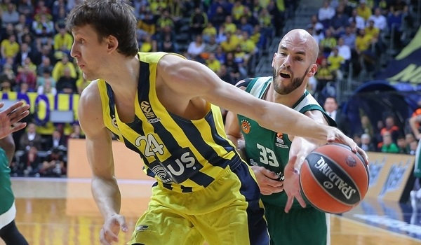 RS Round 18 report: Vesely returns, pushes Fenerbahce past Panathinaikos