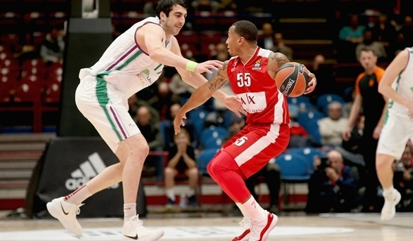 RS Round 18 report: Goudelock leads three-point shooting show as Milan outguns Unicaja
