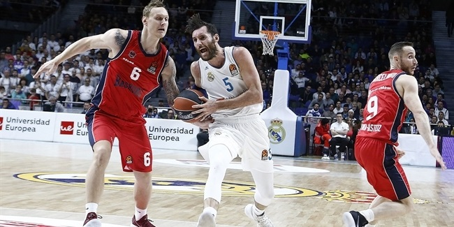RS Round 18: Real Madrid vs. Baskonia Vitoria Gasteiz