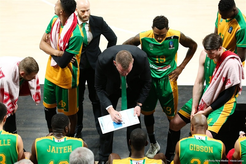 Kyle Milling - Limoges CSP (photo ASVEL - infinity Nine Media - Arthur Viguier) - EC17
