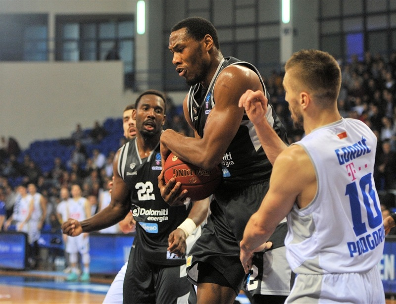 Dominique Sutton - Dolomiti Energia Trento (photo Buducnost - Savo Prelevic) EC17