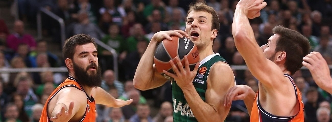 Kevin Pangos, Zalgiris: 'Eating, sleeping and playing basketball'