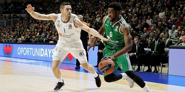 RS Round 19: Unicaja Malaga vs. Real Madrid