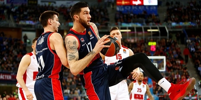 Conversation with Vincent Poirier, Baskonia: 'A good place to play basketball'
