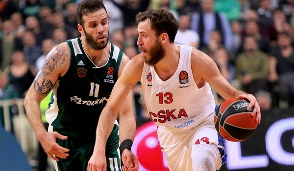 RS Round 19 report: Rodriguez , CSKA hand Panathinaikos its first home loss