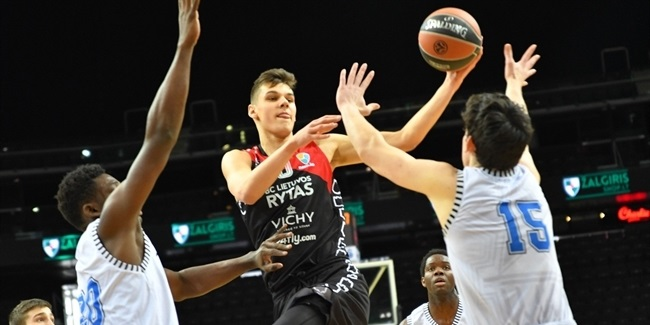 Sirvydis keeps etching his name in annals of Rytas history