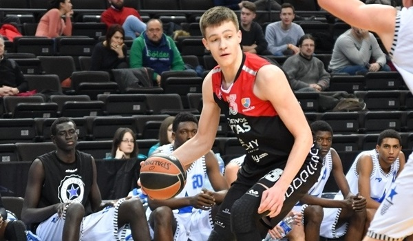 Playing for Rytas like wearing Lithuania jersey to Vilnius native Blazevic