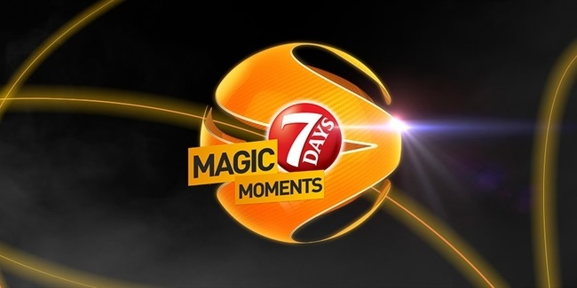 Vote now in the 7DAYS Magic Moment Contest!