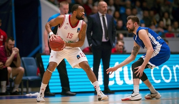 Top 16, Round 4: Bayern edges Zenits with a big fourth-quarter rally