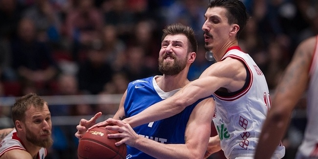7DAYS EuroCup, Top 16, Round 4: Zenit St Petersburg vs. FC Bayern Munich