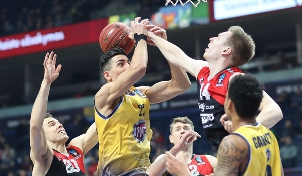 Top 16, Round 4: Echodas leads Rytas to first Top 16 win