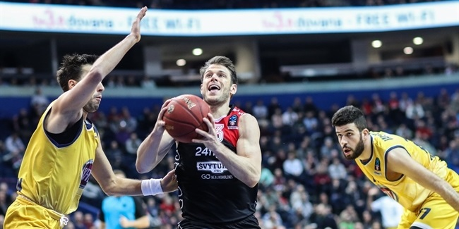 Khimki gets deeper with point man Kramer
