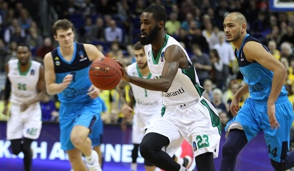 Top 16, Round 4: Darussafaka advances as Baygul fires up win in Berlin