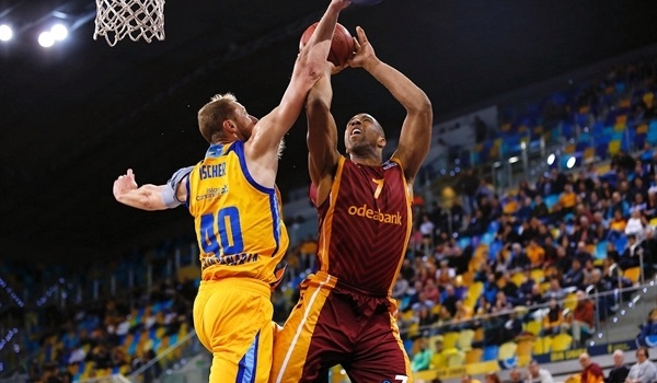 Top 16, Round 4: Hardy's late heroics lift Galatasaray at Gran Canaria