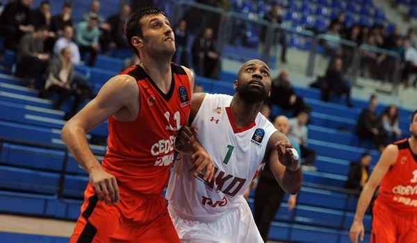 Top 16, Round 4: Unbeaten Lokomotiv routs Cedevita to clinch quarterfinals ticket